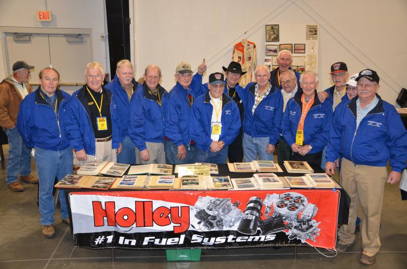 Legendary Drivers at 3rd Annual Raleigh Fairgrounds Racer's Reunion